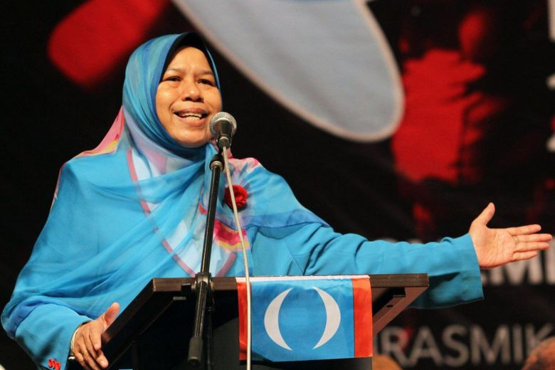 Anwar's fate in God's hands, says PKR vice-president Zuraida