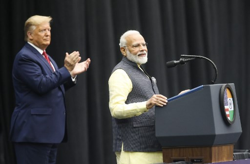 Going to India: Trump set to open world's biggest cricket stadium
