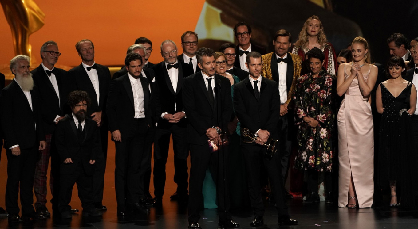 Key winners at the 2019 Emmy awards