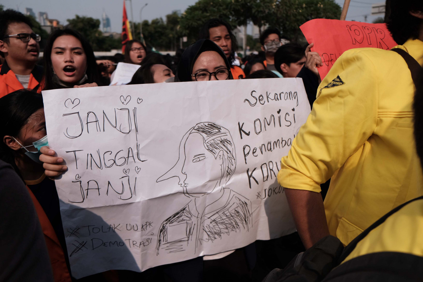 How generation Z may save Indonesia's human rights