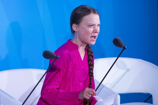 Climate activist Greta Thunberg declines environmental award