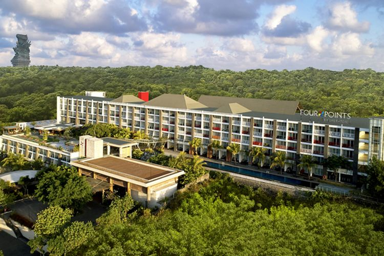 New Marriott hotel opens in Bali's Jimbaran