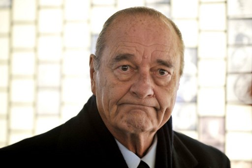 Former French president Jacques Chirac dies at 86, Europe News & Top Stories