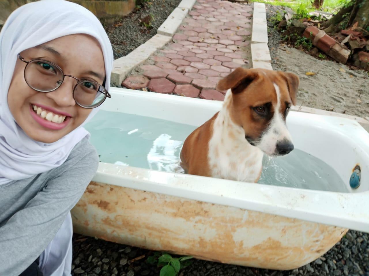 Meet Didi Almeyda, Indonesia's very own animal whisperer
