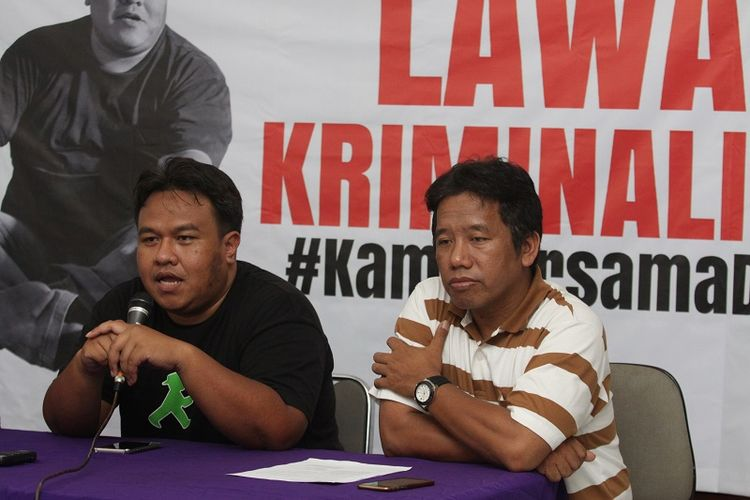 Filmmaker Dandhy Laksono named 'hate speech' suspect for tweeting about clashes in Papua