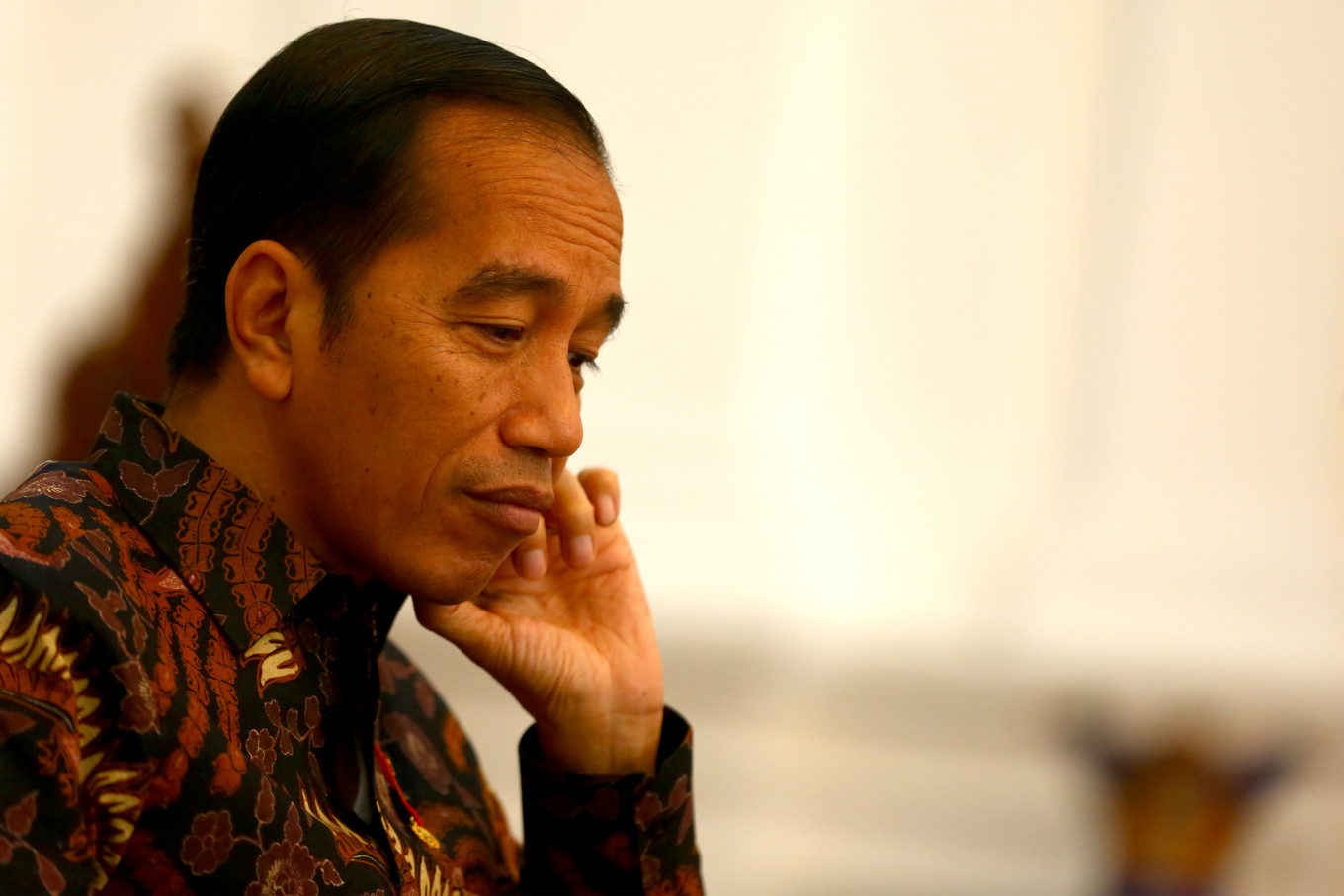 'Like a slap in the face,' Jokowi says no to third presidential term