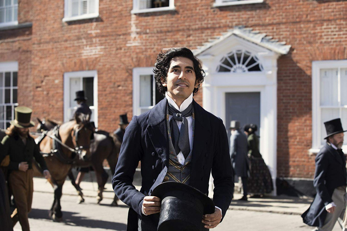 Director Iannucci swaps political comedies for 'modern' 'David Copperfield'