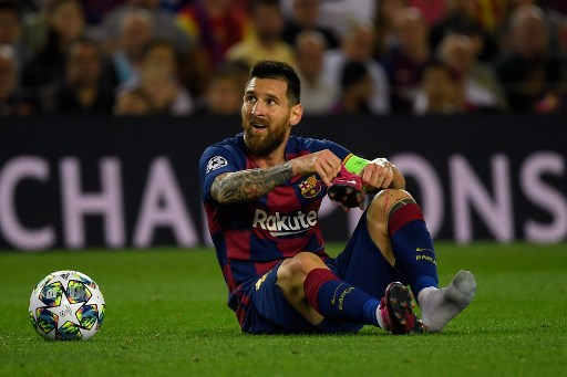 Lionel Messi Responds To Gerard Pique's FC Barcelona Jibe