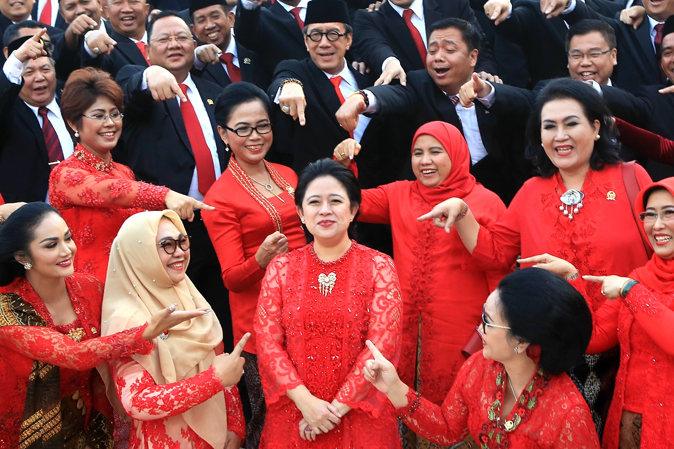 Indonesia gets first female speaker for House of Representatives