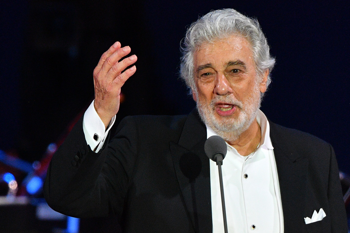 Scandal-hit Placido Domingo pulls out of London performance