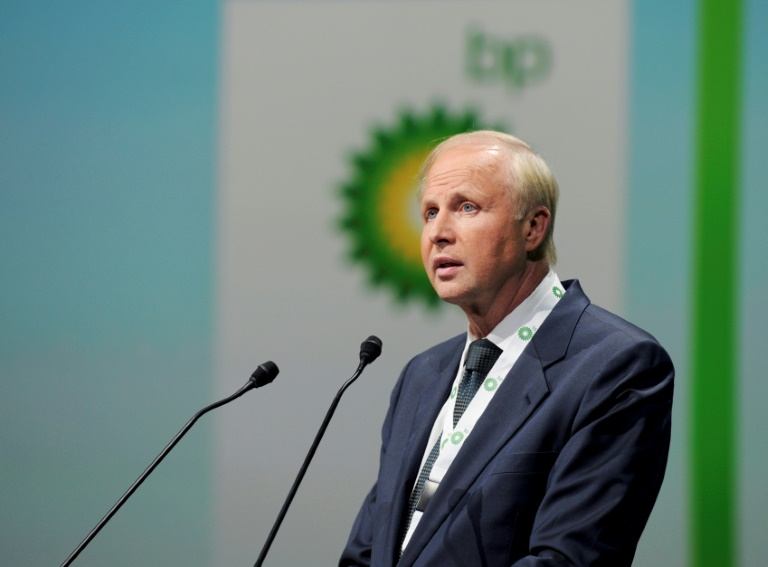 BP chief executive Dudley stepping down