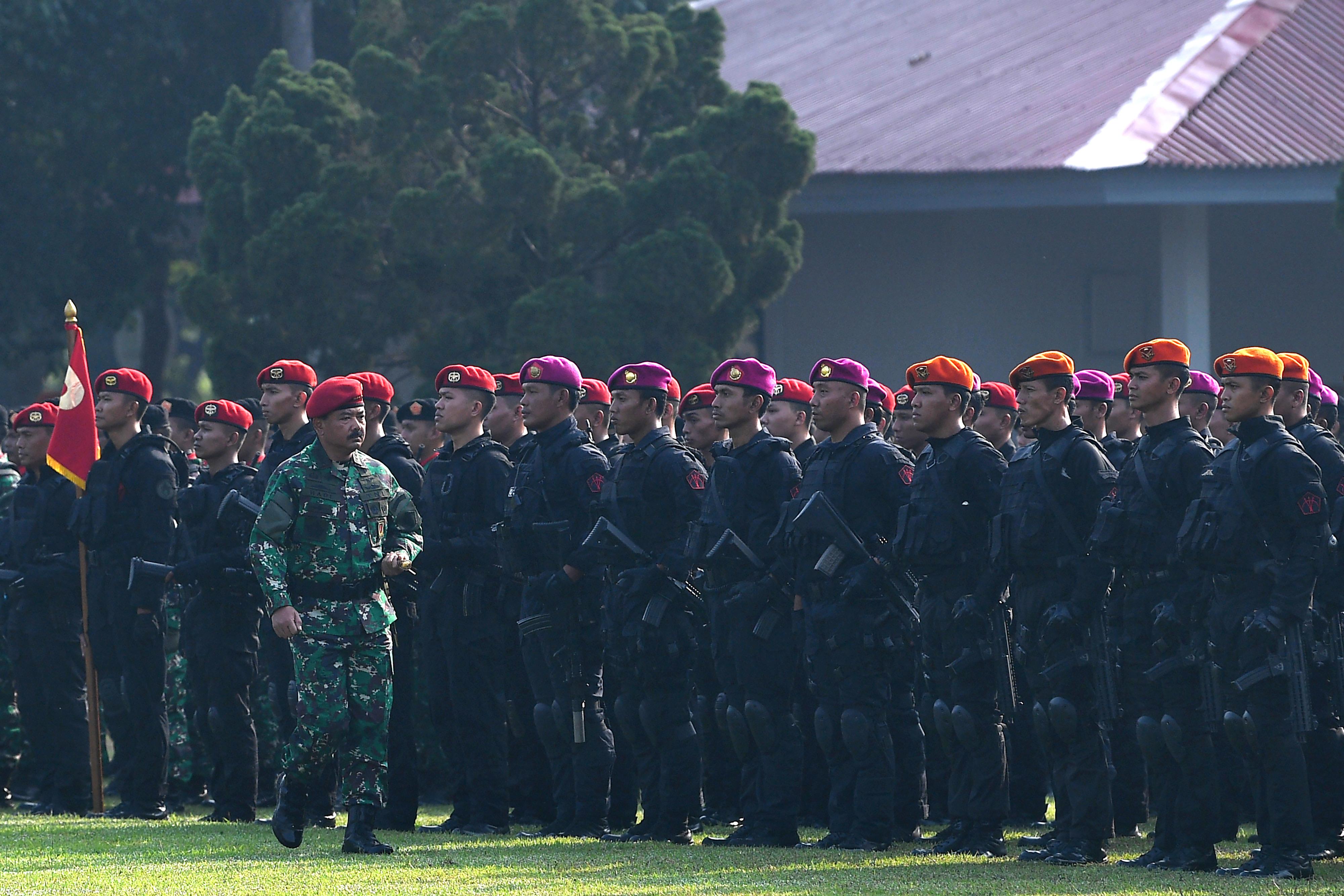 Balancing TNI professionalism, modernization, regional cohesion