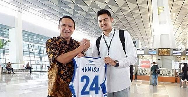 Garuda Indonesia recruits three basketball players as staff