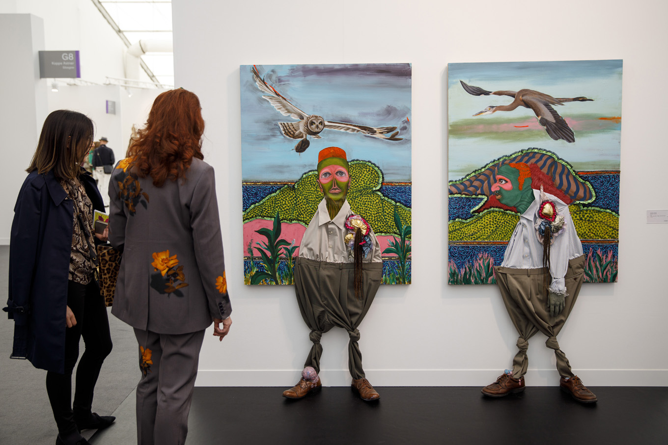 Textiles get their moment in the art world spotlight
