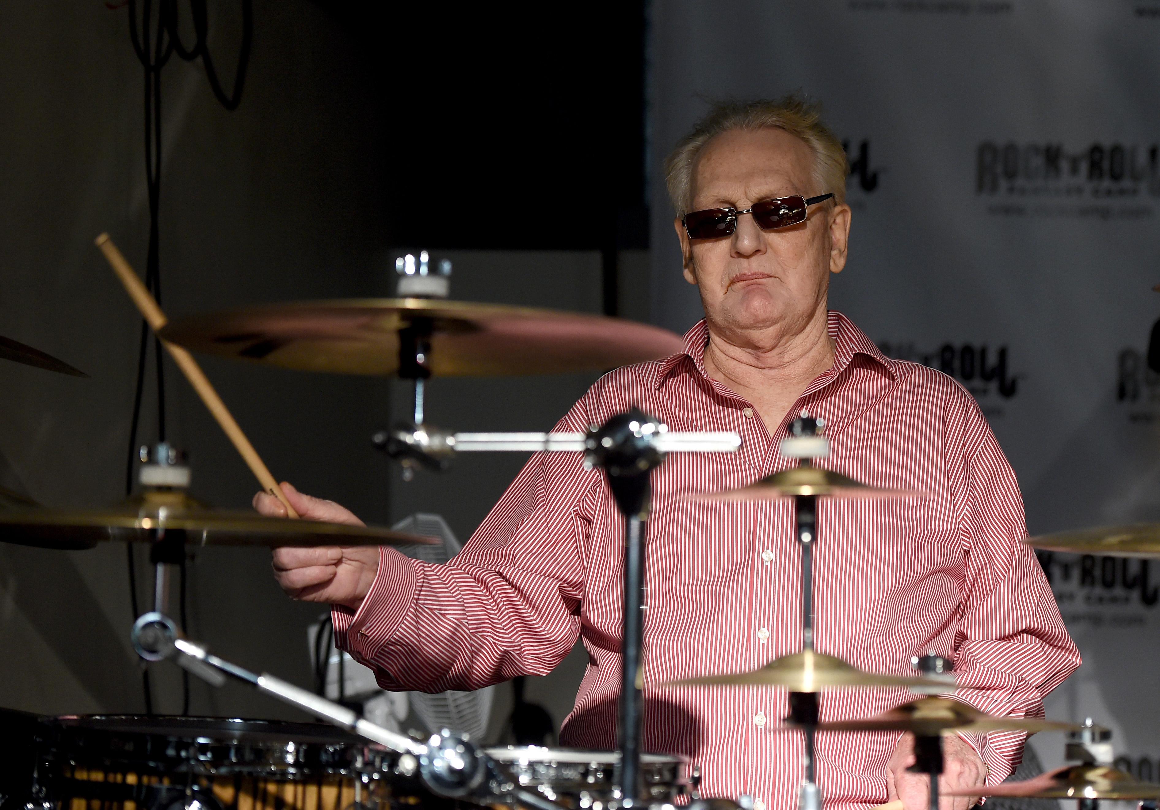 Ginger Baker, drummer with legendary rock band Cream, dies aged 80
