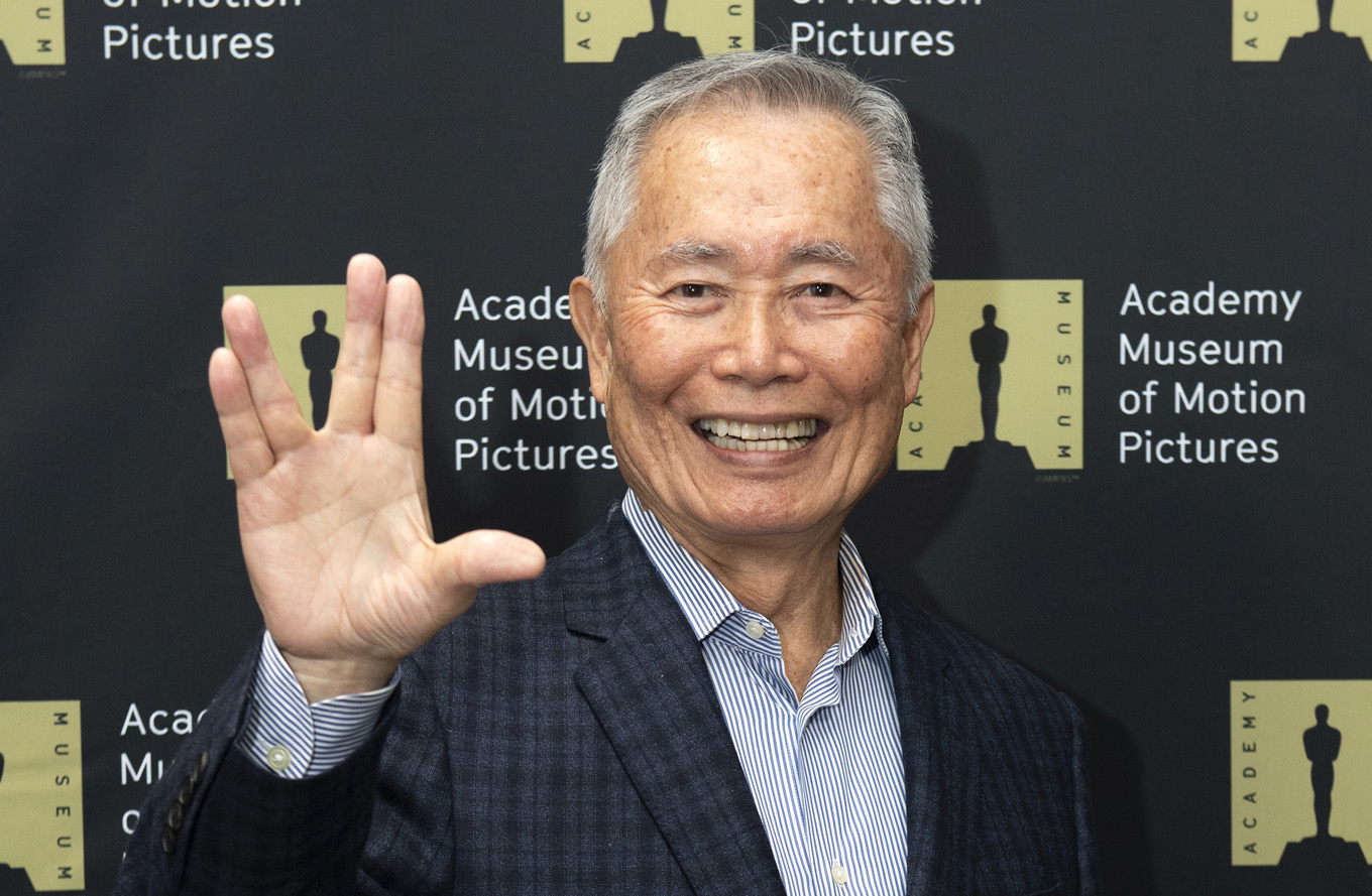 Actor George Takei's manga on internment promotes lesson for future