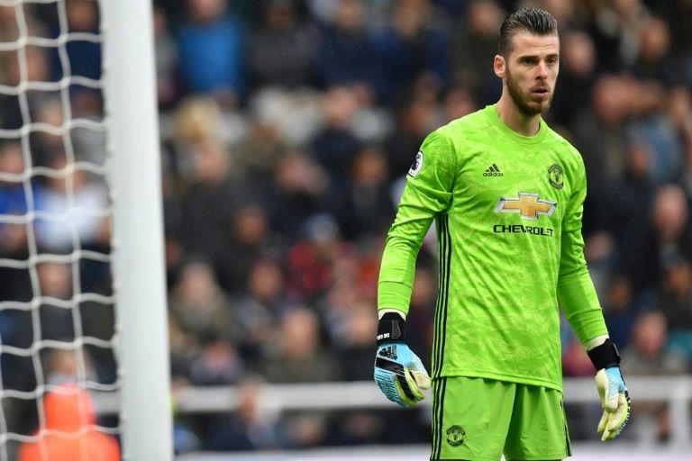 De Gea says sorry after Man Utd's latest flop