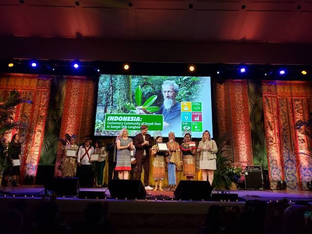 Indigenous leadership delivers natural climate solutions