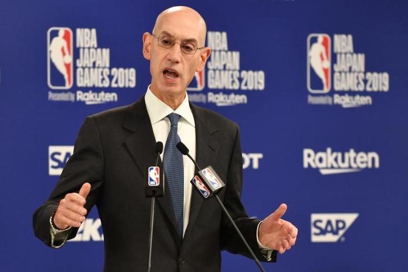 Despite consequences, NBA boss defends values in China row