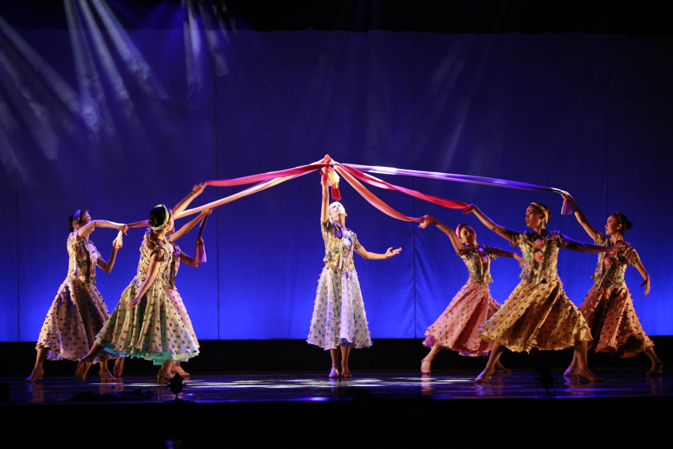 IDCO's internationally acclaimed young dancers wow in annual show