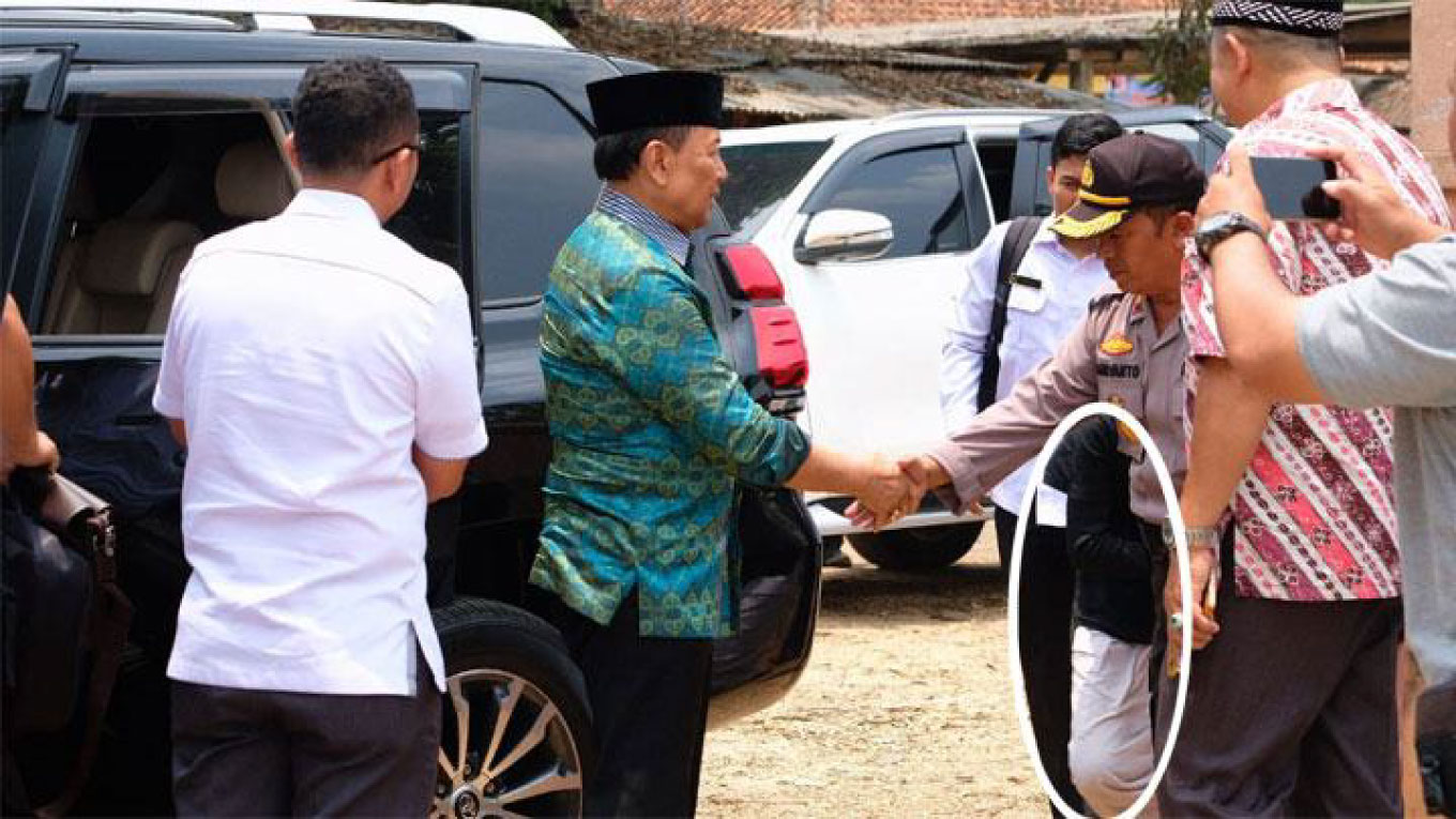 Wiranto's stabbing: What's wrong with our nation?