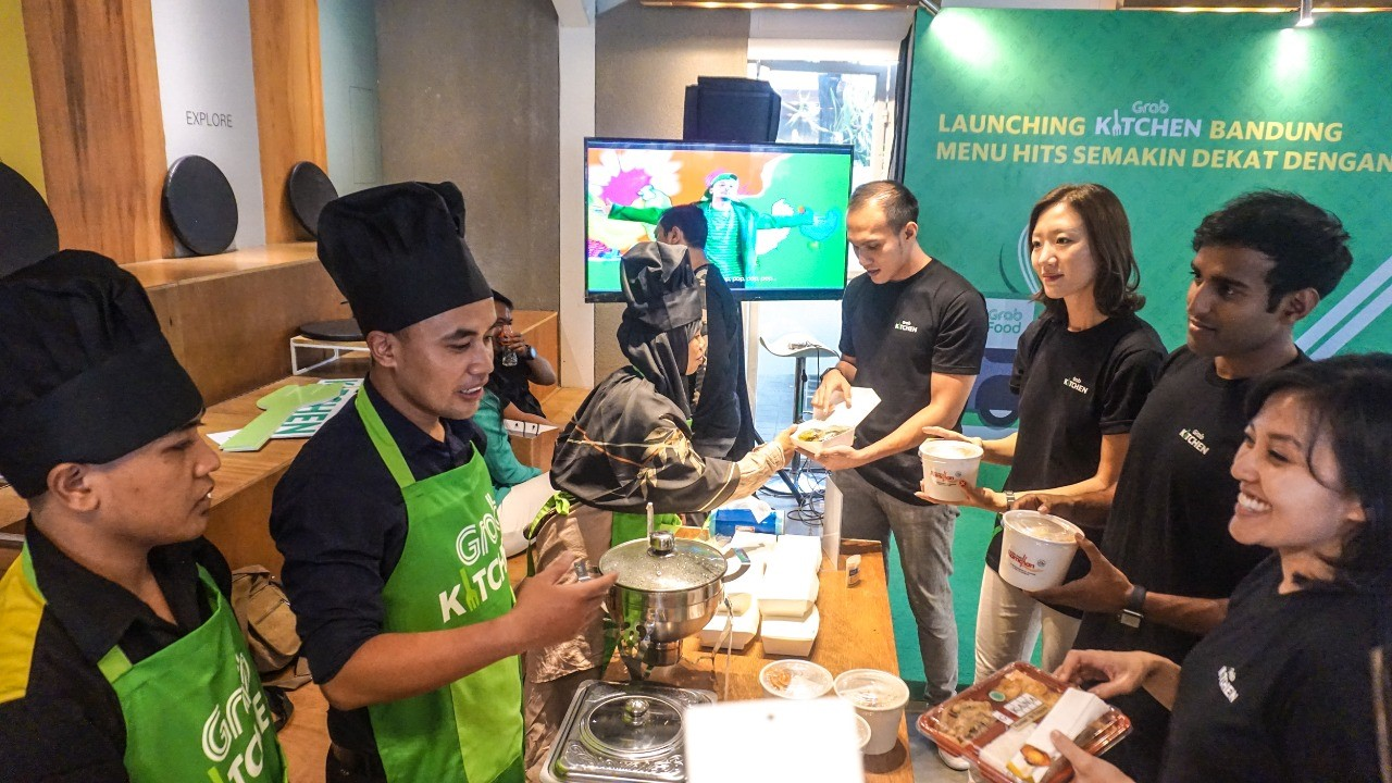 What you should know about brand new GrabKitchen