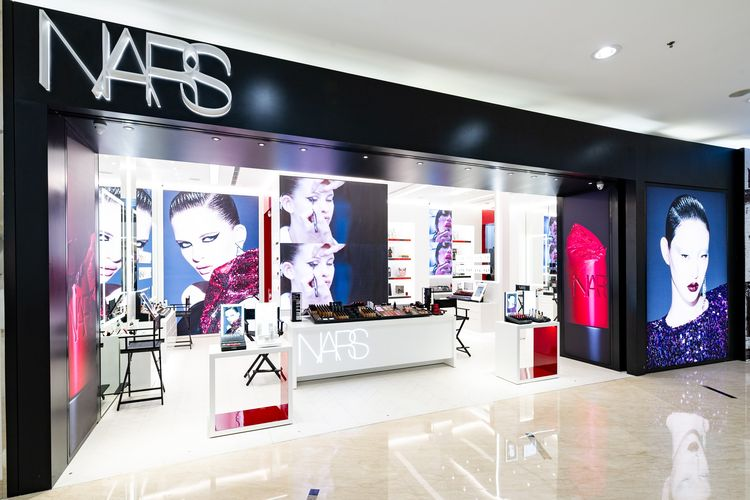 NARS Cosmetics opens first Indonesian outlet in Jakarta