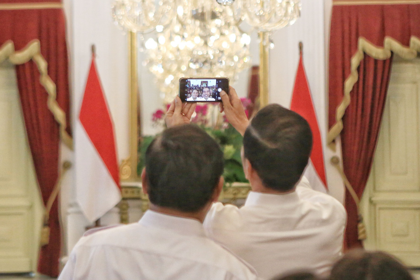 Less polarized Indonesia offers some respite for democracy