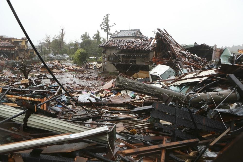 Rescue efforts underway as Typhoon Hagibis kills seven in Japan