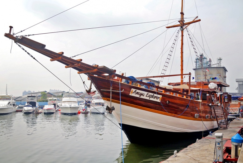 Sails set: Entrepreneurs, government look to ride wave of marine tourism