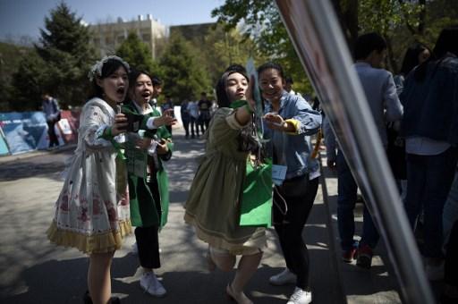 China grooms celebrities to help spread patriotism
