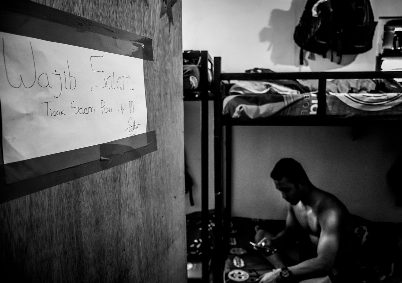 An athletes' dormitory. JP/Aman Rochman