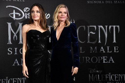 Jolie And Pfeiffer Battle For Power In Maleficent Sequel