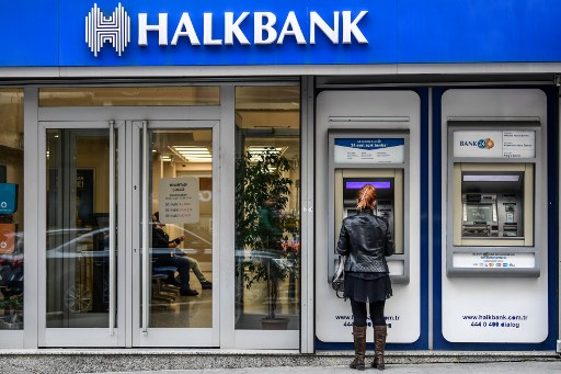 US charges Turkey's Halkbank with evading Iran sanctions