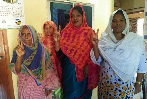 Transgender councillor elected in Bangladesh first