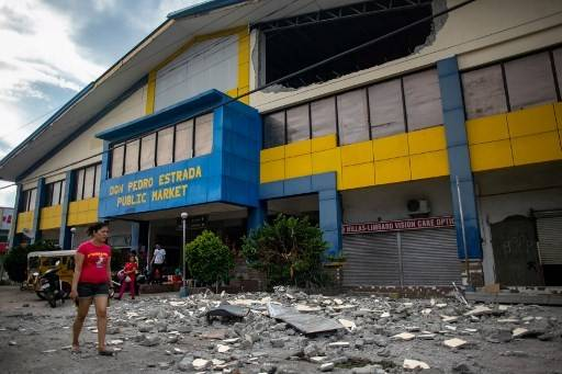 Death toll rises to three from Philippines earthquake