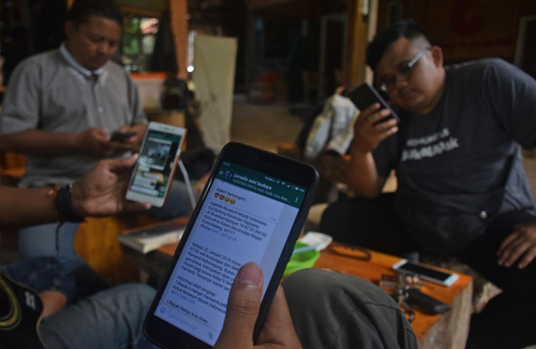 Creating legal safe harbor for netizens, platforms