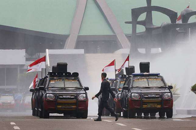 All you need to know about Jokowi's presidential inauguration