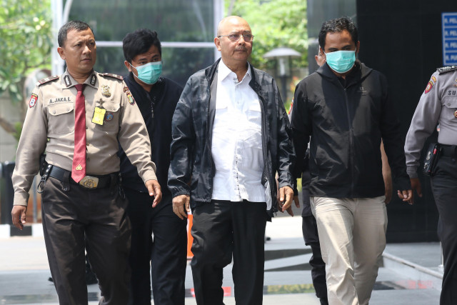 Arrest of third consecutive Medan mayor won't bode well for public trust: Political scientist