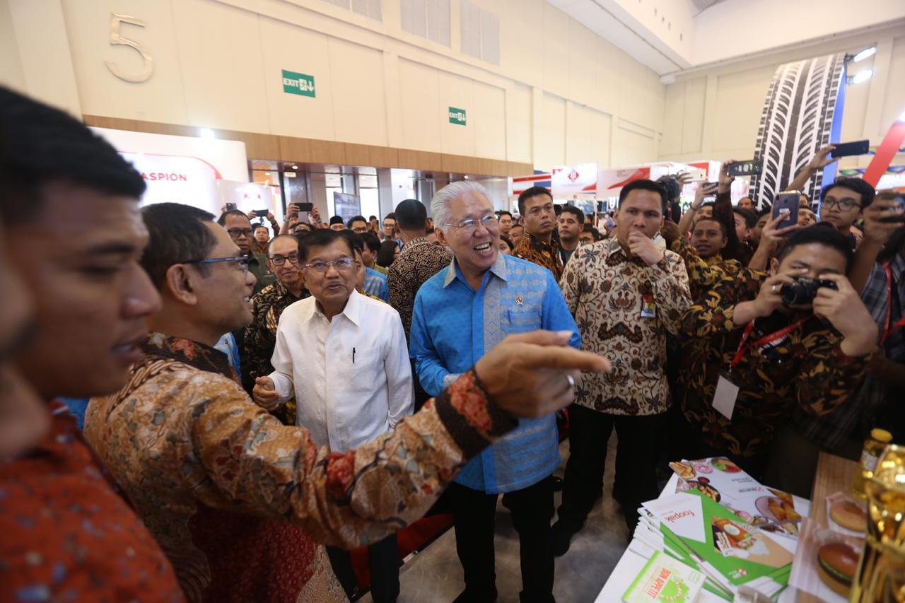 Exports to more than 150 countries, APP Sinar Mas wins Primaniyarta Awards