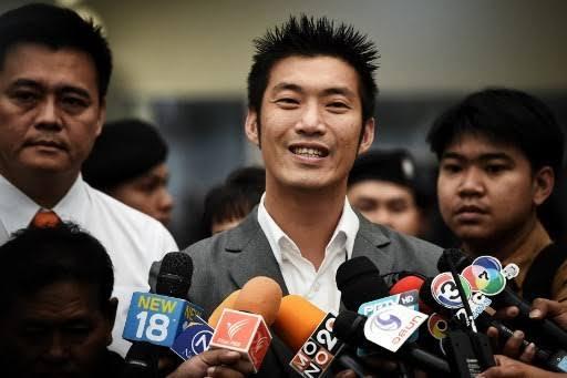 Radical Thai billionaire in court over alleged share holdings