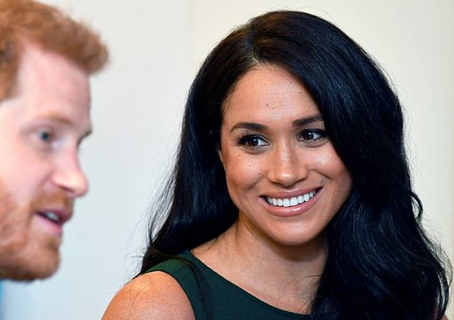 Meghan says motherhood a struggle under spotlight