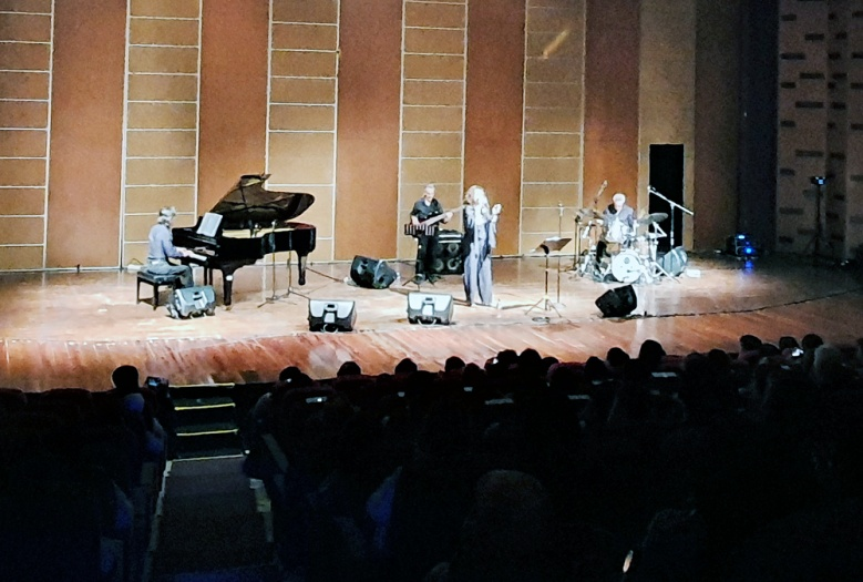 Italian jazz quartet melds cultures through Brazilian songs of life and love