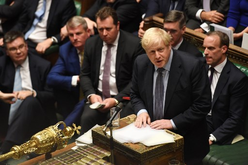 British PM sends unsigned letter seeking Brexit delay