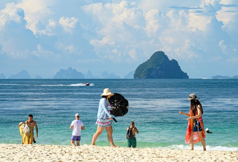 Shunned by Chinese, Thai tourism hotspot braces for rare slump