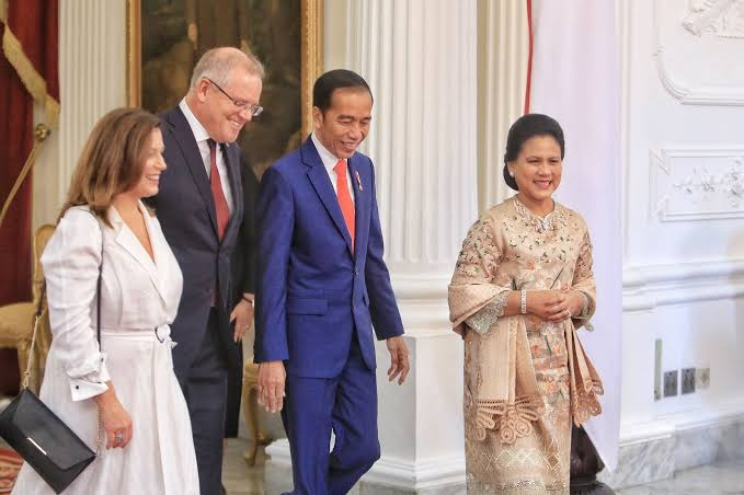Jokowi welcomes foreign leaders ahead of inauguration for second term