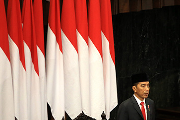 Jokowi's second term: Public hopes for unity and human capital development