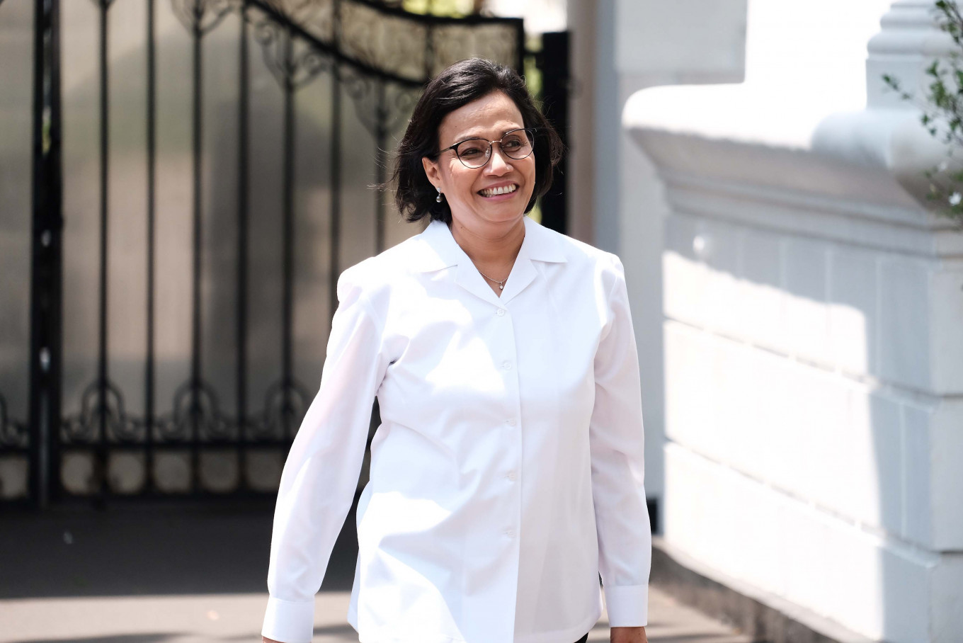 Jokowi's new Cabinet: Sri Mulyani keeps job as finance minister
