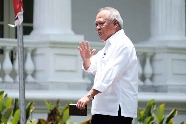 Jokowi's new Cabinet: first-term ministers Basuki, Agus Gumiwang to make return