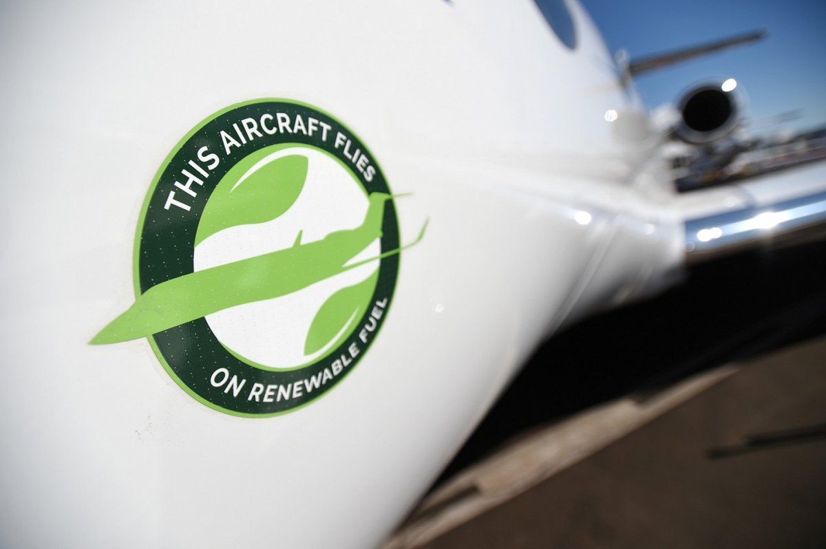 Clean getaway: Meat waste joins biofuels at luxury jet show